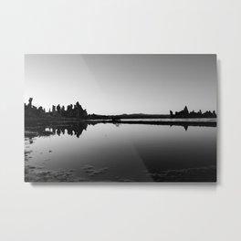 Mono Lake Metal Print