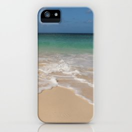 Jello Waves iPhone Case