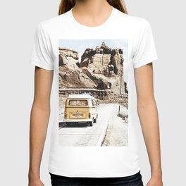 Boho Van Desert Road Trip  T-shirt