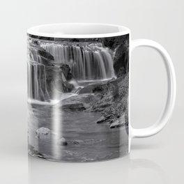 Ledge Falls, No. 4 bw Coffee Mug