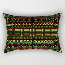 Afrique Rectangular Pillow