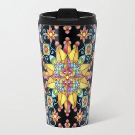 Sunshine Arabesque Travel Mug