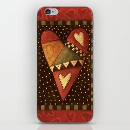 Crazy For Love iPhone Skin