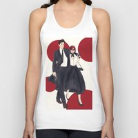 soviet Tank Tops featuring Soviet Spouses on a Mission by Elithien