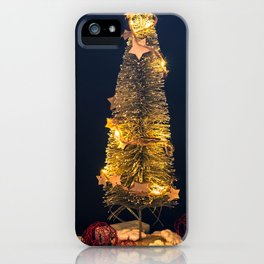 Christmas time iPhone Case