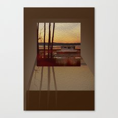 Keep a special spot deep inside, a place to call your own Canvas Print