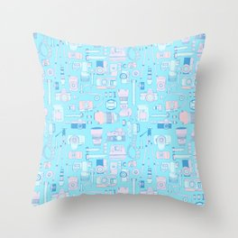 Say Cheese 02 Throw Pillow