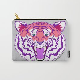 Pink Endangered Carry-All Pouch