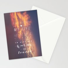 One Direction: Story Of My Life Stationery Cards