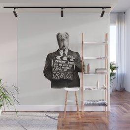 Psycho, Dog and... Action! Wall Mural