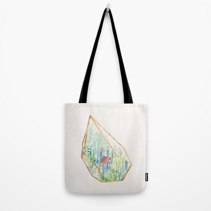Terrarium I Tote Bag