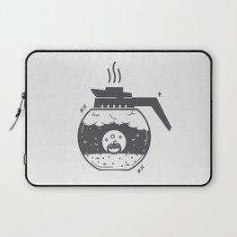 Halloween in a coffee maker!! Laptop Sleeve