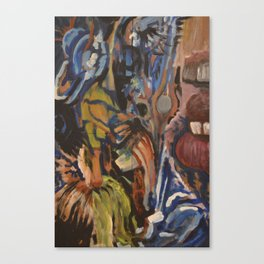 StaatBirdTrip Canvas Print