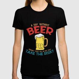 Beer beer tent beer lover gift T-shirt