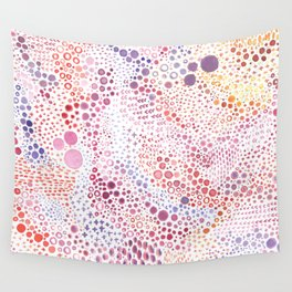 Circle Magic Wall Tapestry