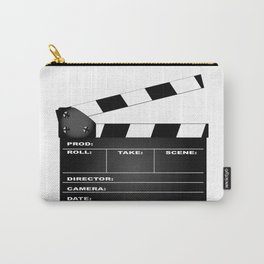 Clapperboard Carry-All Pouch