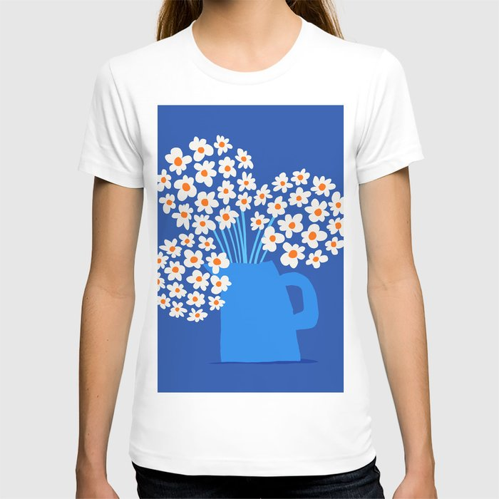Abstraction_FLORAL_Blossom_001 T-shirt