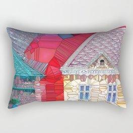 Welcome to the Neighborhood Rectangular Pillow