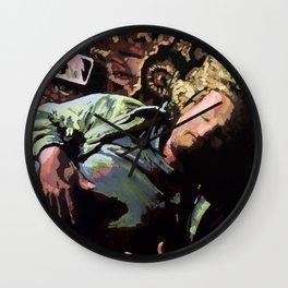 The Dude - Lebowski Wall Clock