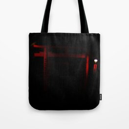 Finding Game (Kyoto, Japan) Inari Tote Bag