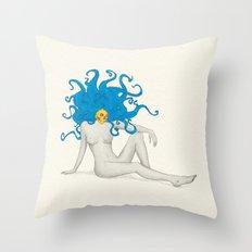 Dead model No.3 Throw Pillow