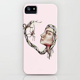 Agora iPhone Case