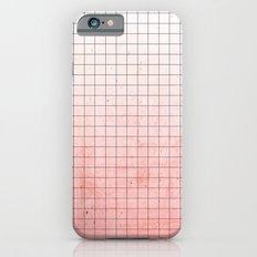 Sweet Pink Geometry iPhone 6 Slim Case