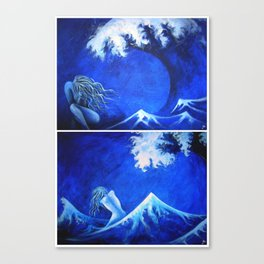 Veronica 01-02 Canvas Print