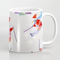Snow Penguins Mug