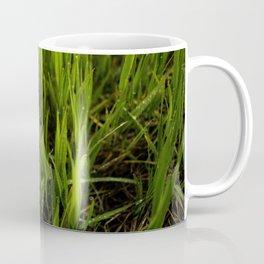 Green Grass Coffee Mug