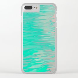 Inner Calm Clear iPhone Case