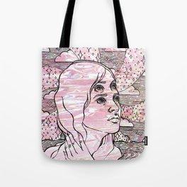 Emerge Tote Bag