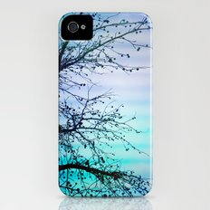 tree of wishes Slim Case iPhone (4, 4s)