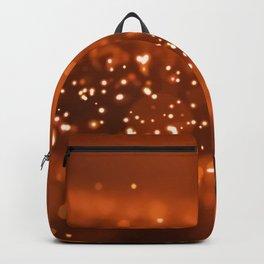 Gold magic Backpack