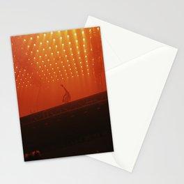 Under Orange Stationery Cards