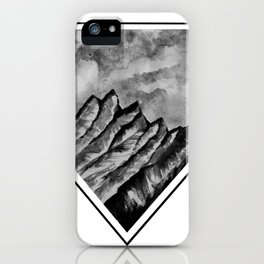 Triangle Mount iPhone Case