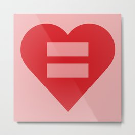 Equal Love #5 Metal Print