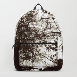 Memories of Endor 1 (B&W) Backpack