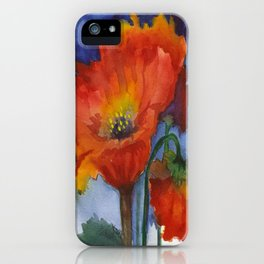 Flowers  Emerged iPhone Case