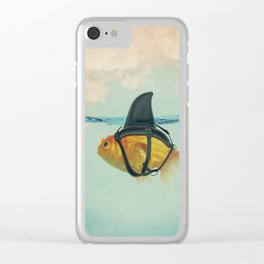 Brilliant Disguise (RM) Clear iPhone Case