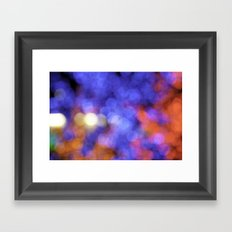 01 - OFFFocus Framed Art Print