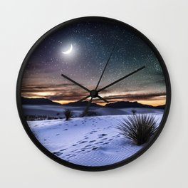 Estranged from you Wall Clock