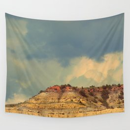 Touching The Sky Wall Tapestry
