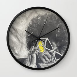 """"""" Fio welé"""" = Changes Wall Clock"""