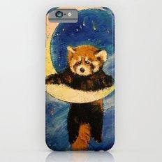 Red Panda Stars iPhone 6s Slim Case