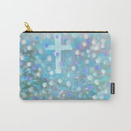 Sweetness Of The Cross Carry-All Pouch