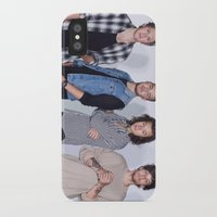 1d iPhone & iPod Cases featuring New 1D by kikabarros
