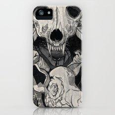 Little Pig, Let Me In iPhone (5, 5s) Slim Case