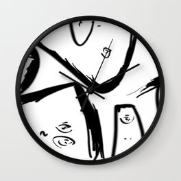 The Gallery Wall Clock