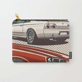Monster Skyline GTR R32 and  R34 Carry-All Pouch